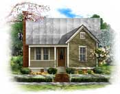 New urban classics house plans at bsa for New urbanism house plans