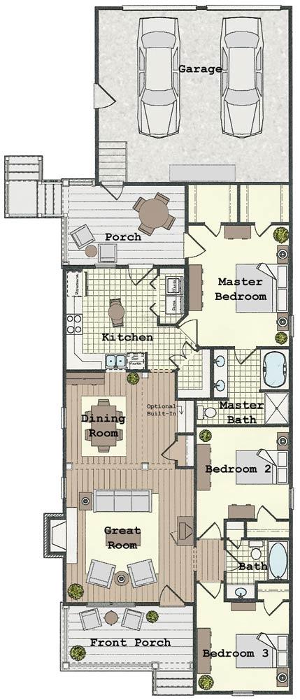 BSA Home Plans Chapman Cottage Historic