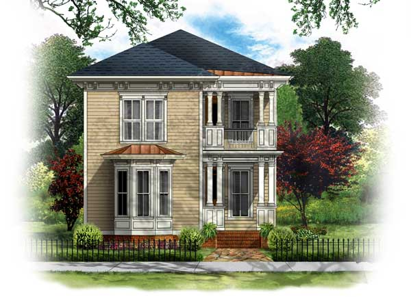 BSA Home Plans Archdale Place Historic