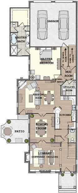 Federal style house plans house plans home designs for Federal colonial house plans