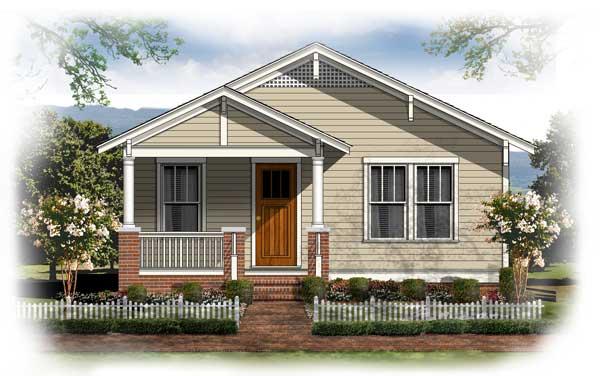Bsa home plans clarkston cottage bungalow historic for Historic bungalow house plans