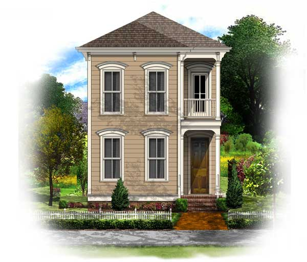 italianate home plans