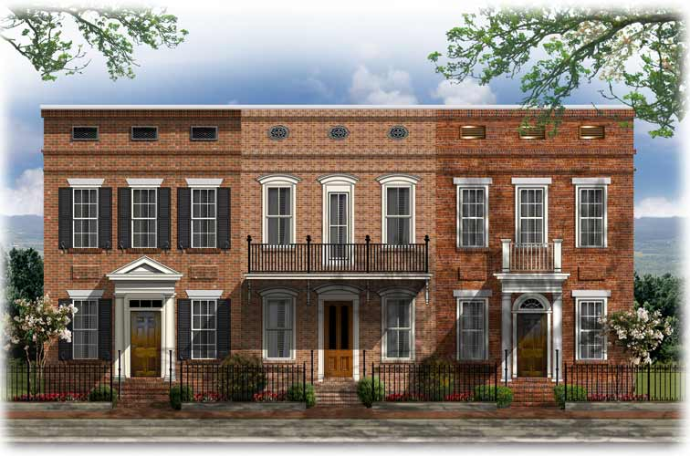 Bsa home plans order simplicity collection for Greek revival home plans