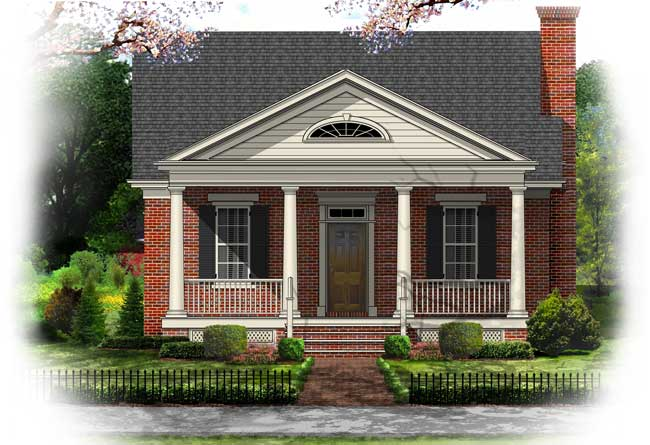 Results Greek Revival Style House 9 Greek Revival Style House 10