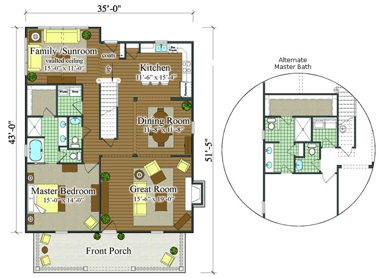 Bsa home plans westover french colonial historic for French colonial house plans